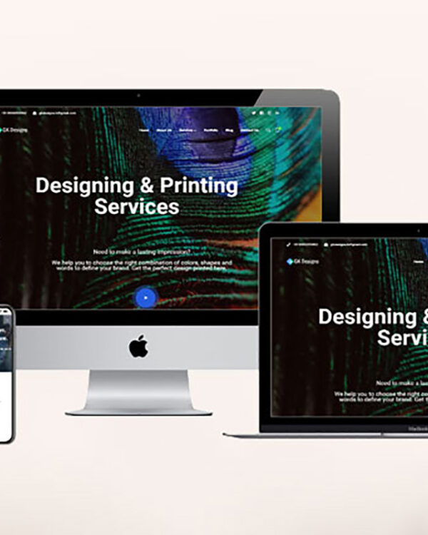 GK Designs | Website Design