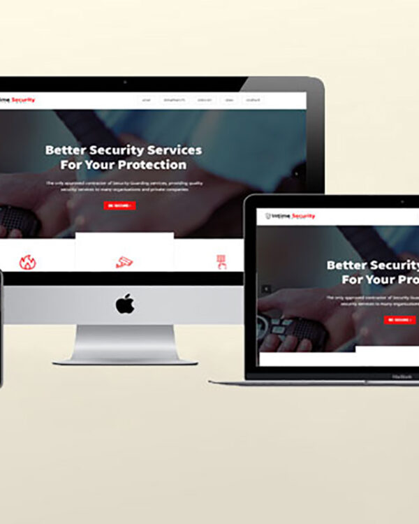 Intimess Enterprises | Website Design