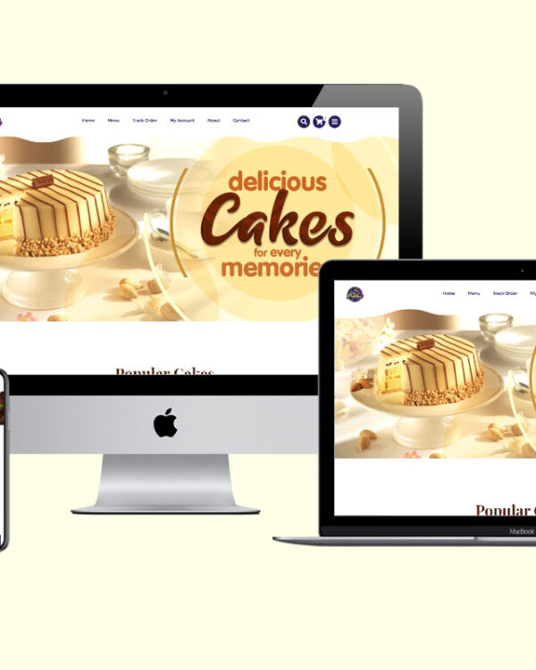 Pishtac Bakery | Website Design